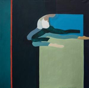Wanda Badowska-Twarowska (1950), The Green (1) (2014)