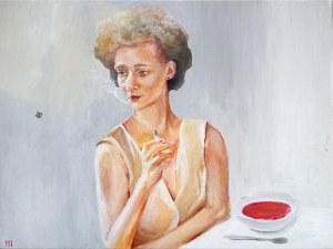 Magdalena Makowska, Pomidorowa, 2019
