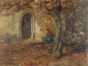 Elisabeth ANDRAE (1876-1945), Jesienny dzień