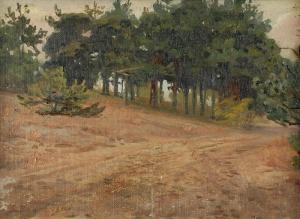 Stanisław BAGIEŃSKI (1876-1948), Pejzaż