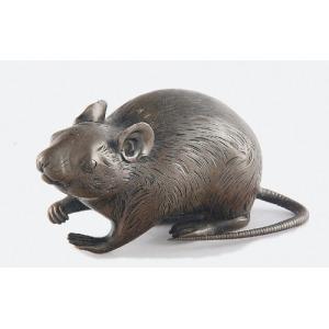 Mysz - przycisk na biurko