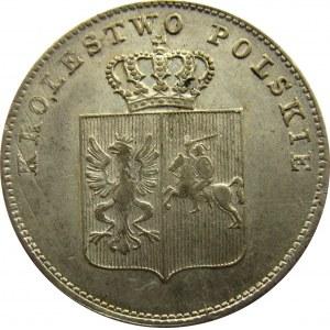 Powstanie Listopadowe, 2 złote 1831 K.G., Warszawa, bardzo ładne