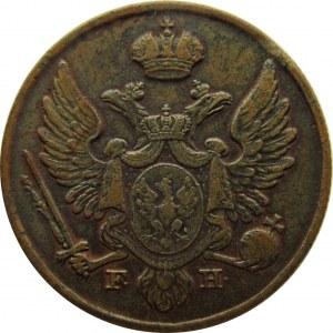 Mikołaj I, 3 grosze 1830 F.H., Warszawa, piękne