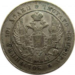 Rosja, Mikołaj I, połtina 1837, Petersburg
