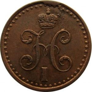 Rosja, Mikołaj I, 1/2 kopiejki 1841 C.P.M., Izorsk