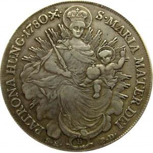 Austria, Maria Teresa, talar 1780, Kremnica