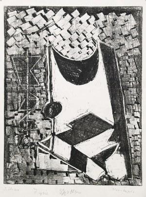 Jonasz STERN (1904-1988), Życie