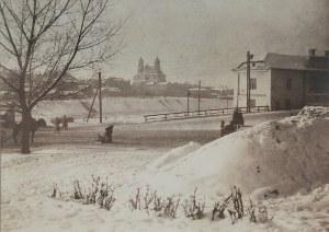 Jan BUŁHAK (1876-1950), Widoki Wilna - 8 fotografii