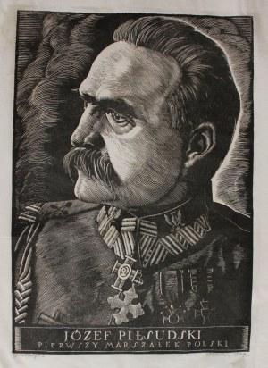 Paweł Steller (1895-1974), Józef Piłsudski Pierwszy Marszałek Polski (1929)