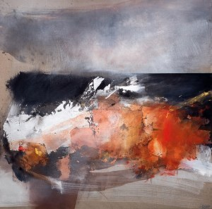 Agata Kosmala (ur. 1973) - Złożoność uczuć, 2019