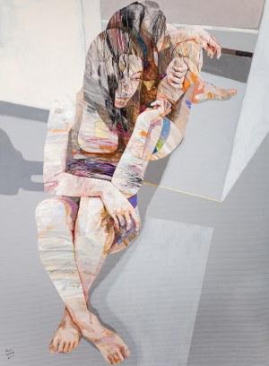 Adam Wątor (ur. 1970) - Labirynt luster, 2019