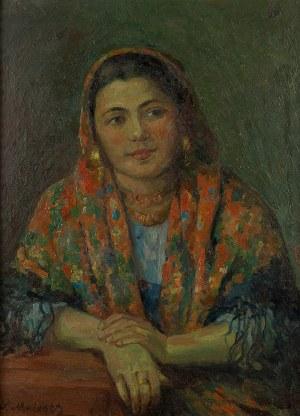 Salomon Meisner (Mejzner) (1886 Kalisz – 1942 Łódź), Góralka