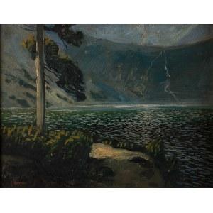 Otton Edward Borzemski (?–1978), Morskie oko