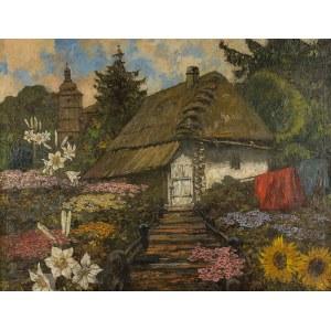 Ludwik Stasiak (1858 Bochnia – 1924 tamże), Ogród