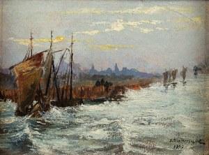 Leonard Winterowski (1868 Kraków – 1927), Gdańsk, 1897 r.