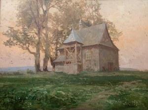 Iwan Trusz (1869 Wysocko – 1940 Lwów) Cerkiewka
