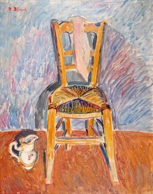 Maurice Blond (1899 Łódź – 1974 Clamart) Krzesło, 1956 r.