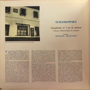Piotr Czajkowski - IV Symfonia f-moll