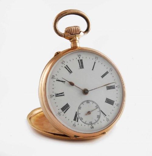 Firma LA MAISONNETTE, Zegarek kieszonkowy, męski