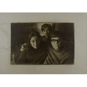 Liliana Bilińska, Rodzina Beksińskich, 1972