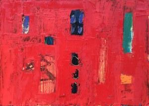 Arkadiusz Rafflewski, Obiekty w czerwieni