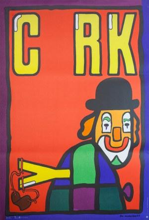 Jan MŁODOŻENIEC (1929-2000), Cyrk, 1978