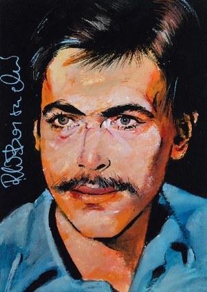 Waldemar ŚWIERZY (1931-2013), Portret Wojciecha Borsuckiego