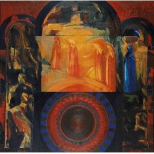 Romuald ORAMUS (ur. 1953), Katedra XIII, 2008-2011