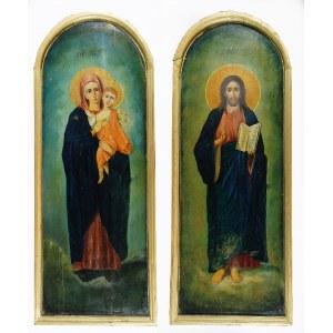 Para ikon z ikonostasu