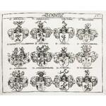 Johann Ambrosius SIEBMACHER (1661-1611), Herbarz szlachecki - Des Neuen Deutschen Wappenbuchs, t. III i IV
