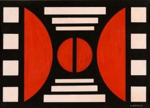 Henryk Berlewi (1894 Warszawa - 1967 Paryż), Kompozycja