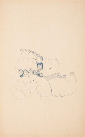 Leon Chwistek, W kąpieli