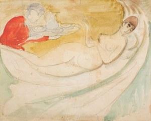 Leon Chwistek, Śniadanie, 1921