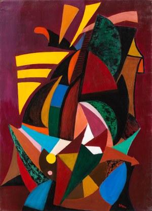 Jonasz Stern, Rytmy, 1954