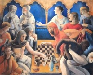 Juliusz Lewandowski, Gamblers, 2019