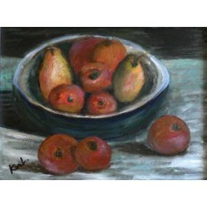 KRÓL DANUTA, Owoc w misie