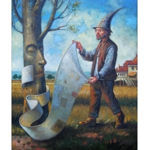 MILIŃSKI DARIUSZ, Dozorca od drzew