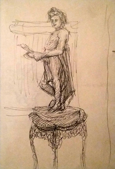 OPAŁKA ROMAN, Pomnik malarza