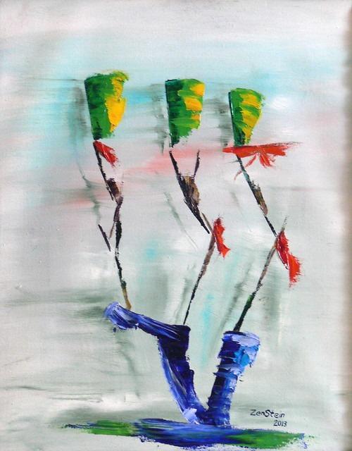 PACHLA ZENON  ZEN-STEIN, Trzy kolory zimna