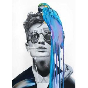 Łukasz Biliński, Control the parrot, 2019