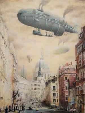 Arkadiusz Mężyński, Fleet Street London, 2019