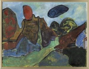 Lenica Alfred, KOMPOZYCJA, 1971