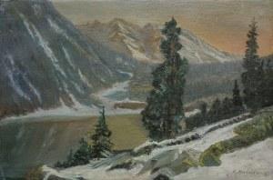 Konstanty Mackiewicz (1894-1985), Morskie Oko