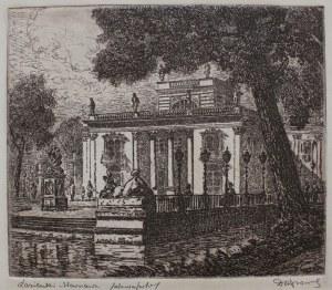 Dariusz Wąsowicz (1810-1973), Łazienki-Warszawa