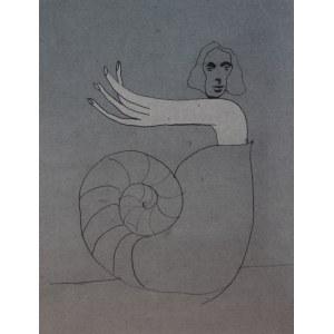 Ryszard Horowitz, Szkic do Pearly Hand