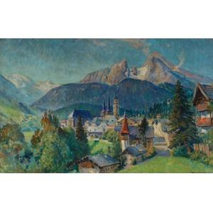 Theodor URTNOWSKI, PANORAMA BRECHTESGADEN