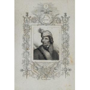 Pierre - François BERTONNIER, KOŚCIUSZKO, 1828