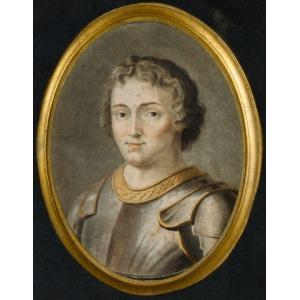 PORTRET GASTONA Z FOIX, 1788
