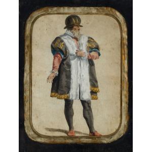 Pierre DUFLOS wg Hans WEIGEL, SENATOR LIPSKA z ok. 1580 r, 1787