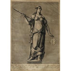 Jeremiasz FALCK, ROZTROPNOŚĆ (PRUDENTIA), 1648